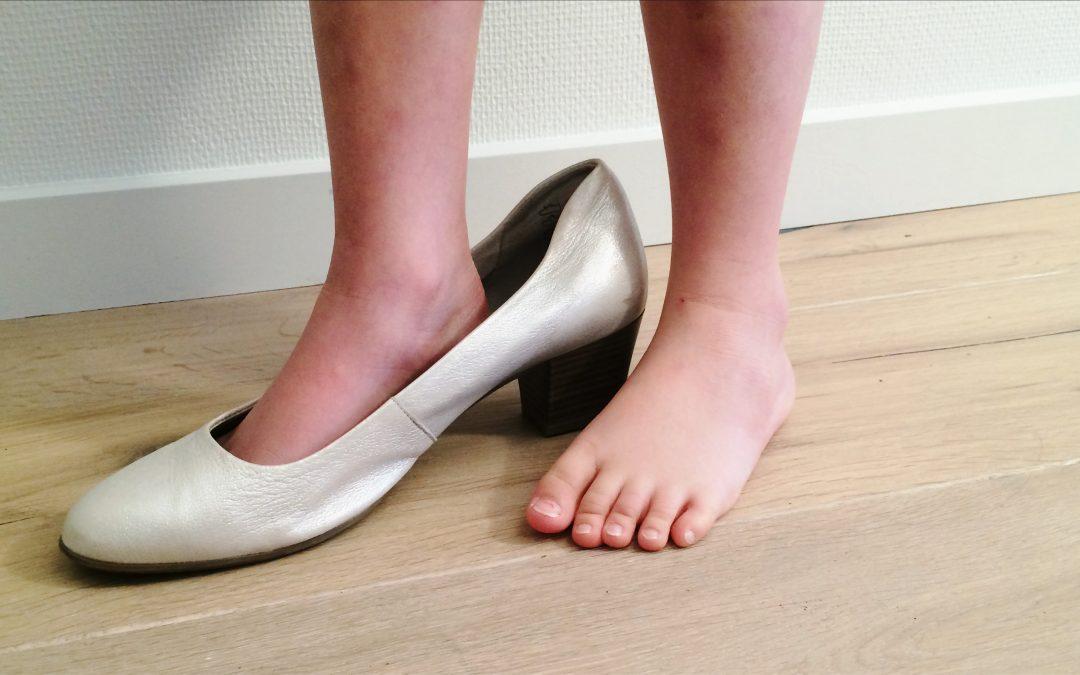 Weg met likdoorns en eelt! Kies de juiste schoenen